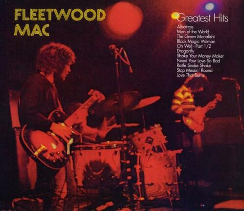 cd digi - Fleetwood Mac - Greatest Hits