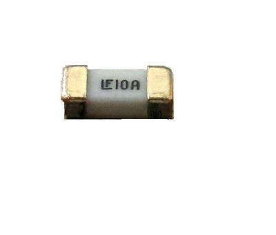 10pcs 125v 10a 1808 Littelfuse Fast Acting Smd Fuse