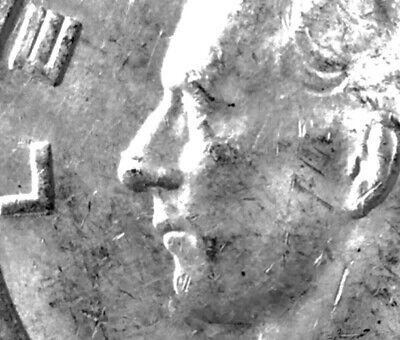Belgique - Léopold III - Rare 50  Francs 1939 VL - variété du trait sur le  nez