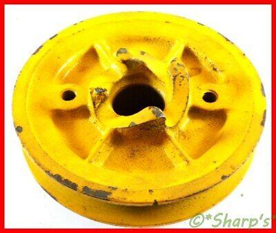 L4118t John Deere L Crankshaft Pulley Ratchet Lots Of Wear And A Crack Usa