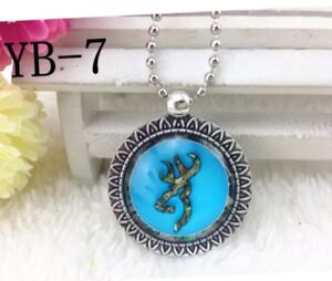 Browning - Tibetan Glass Necklaces - Tons to choose from!