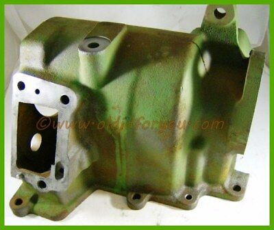 F1188r F3385r John Deere 70 Governor Case Removed From A Running Tractor