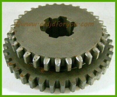 M1685t John Deere 40 420 Transmission Gear 2nd And Reverse 31 38 Tooth