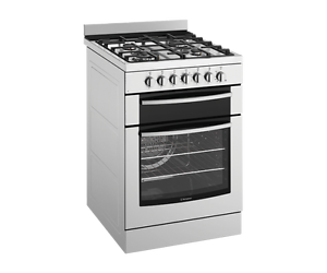 WESTINGHOUSE WFE619SA 60cm Electric Oven with Gas Hob Moorabbin Kingston Area Preview