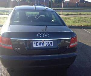 2006 Audi A6 Sedan **12 MONTH WARRANTY** West Perth Perth City Area Preview