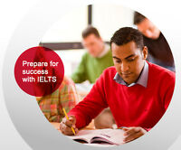 IELTS/CELPIP PREPARATION WITH GUARANTEED RESULTS! $16-$18/hr