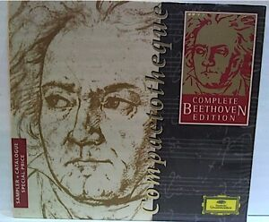 COMPLETE-BEETHOVEN-EDITION-Compactotheque-CD-NEW