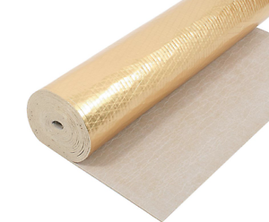 5mm Gold Acoustic Foil Backed Underlay Sydney City Inner Sydney Preview