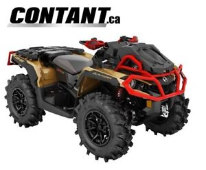 2019 VTT Can-Am Outlander  Outlander X MR 1000R
