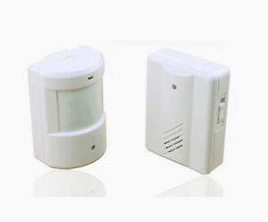 Driveway Patrol Wireless Motion Sensor Detector Alarm Infared Alert System 400ft