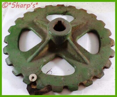 Bp1618e John Deere 14t Auger Drive Sprocket Nos Usa Made Never Installed