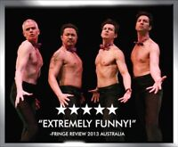 The Comic Strippers | Harbourfront Theatre | Oct. 18