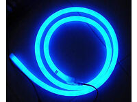 New 24V 3M Flexible Mini Neon Flex Rope Light Solid Lighting Decoration Signage DIY, Cuttable