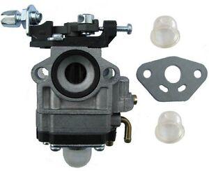 33cc Carburetor  w/Gasket,primer bulbs for  Goped Sport G23lh carb 23cc Zenoah