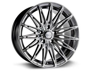 Roues (Mags) RTX, Crystal 16 po. 5-114.3