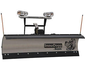 SNOW PLOW MD68 Snow Dogg 7'