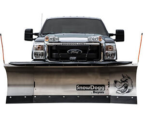 SnowDogg Plow XP810 - LOWEST PRICE - Inventory Clearance Cambridge Kitchener Area image 1
