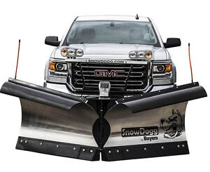 SNOWPLOW/SANDERS SNOWDOGG END OF SEASON SALE