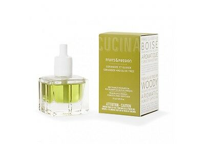 - Cucina Perfume Refill for Electric Fragrance Diffuser Coriander and Olive tree