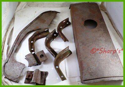 M2002t John Deere 40 420 320 Grille Repair Kit At10214t Frames Receptacles