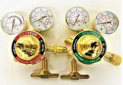 Oxygen Acetylene Regulator Set Heavy Duty For Victor Cuttingwelding Regulators