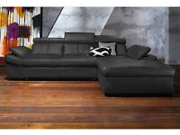 Quality sofas from Germany! Christmas sale! Corner sofa bed !! 2 Years Warranty!