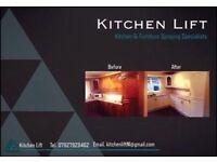 Kitchen & Furniture Spraying Specialists