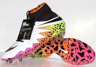 $275 Women's SIZE 7 Nike Hypervenom Phantom 2 ACC FG Soccer Cleats 747213-108