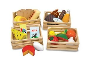Melissa and Doug ( group alimentaire )