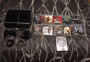 RARE Original PlayStation 3 For Sale or Trade OBO