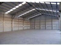 Self Storage / Industrial Sheds For Let / Rent