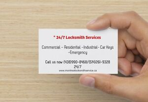 Locksmith Serrurier 24/7 West Island Greater Montréal image 7