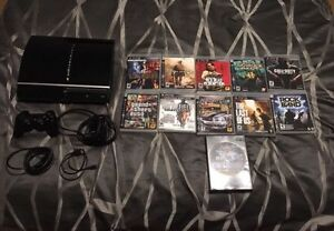 RARE Original PlayStation 3 For Sale or Trade OBO 111