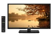 "L24HED16 24"" LED TV with Built-in DVD Player LOGIK L24HED16 24"" LED TV with Built-in DVD Player"