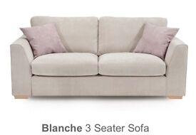 Blanche Sofa Set