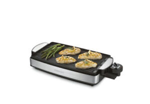 Cuisinart Grill/Griddle-electric frying pan