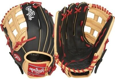 "LHT Lefty Rawlings SPL120BH 12"" Select Pro Lite Youth Pro Taper Baseball Glove"