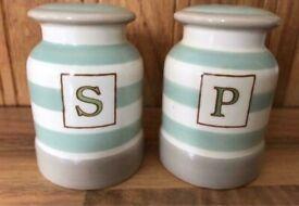 TG salt & pepper pots