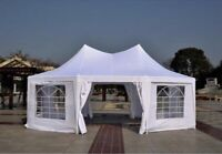 Marquee Party Tents for rent