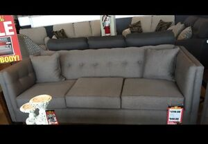 BRAND NEW SOFA COUCH. 5 MONTHS OLD