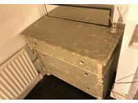 Chest of drawers vintage / design