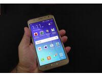 Dual SIM Samsung Galaxy J7 16GB GOLD