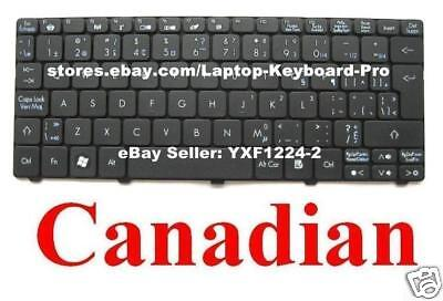 Keyboard for Gateway MS2273 MS2274 MS2285 MS2288 KAYF0 CA Canadian