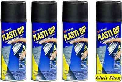 Plasti Dip Glossy Premium 11 Oz Aerosol Blackpack Of 4 Cans With Bonus Cangun