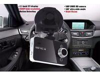 Night Vision- Car DVR Recorder