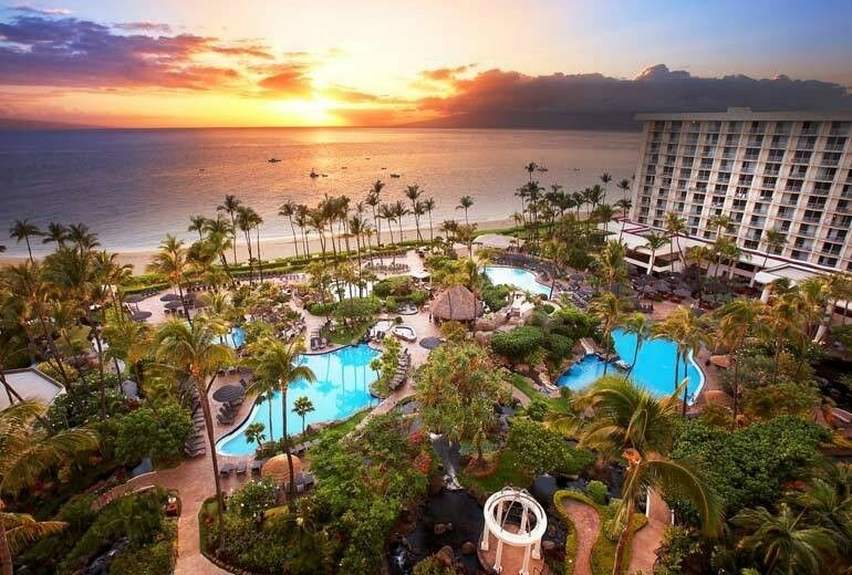 MARRIOTT VACATION CLUB RESORT TIMESHARE PREVIEW in HAWAII: OAHU MAUI and KAUAI