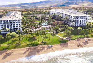 Westin Kaanapali Resort for Spring break