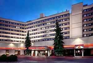 Sheraton Cavalier Calgary Weekend Stay - King or Double(1 night)