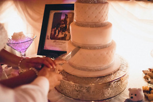 Wedding Cakes Cookies Cupcakes Cupcake stand rentals DELIVERY
