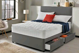 BRAND NEW DIVAN BEDS WITH AND WITHOUT DRAWS